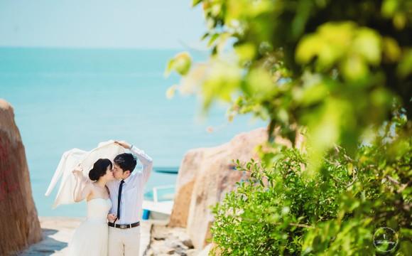 Ảnh cưới đẹp tự nhiên